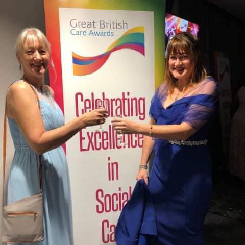South West final of GB Care Awards