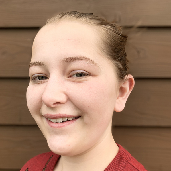 Ashleigh who is doing a Shared Lives Coordinator student placement with Shared Lives South West